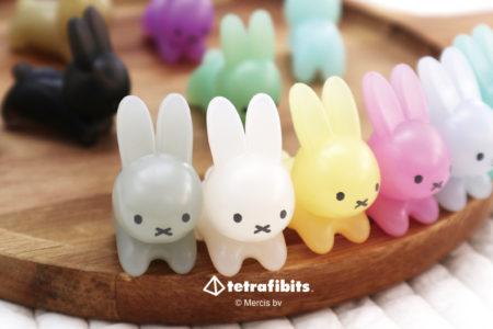【新商品】テトラフィビッツmiffy新作 ブルーナウサギが発売スタート